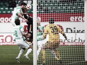 Greuther Fürth 0-3 Karlsruher: Karlsruher turn on the style to breeze past Fürth