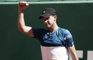 Regreso con victoria de Dominic Thiem en su superficie ideal