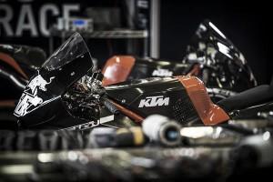 KTM continúa con su aprendizaje en Brno