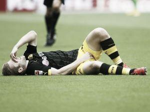 Blaszczykowski suffers injury blow