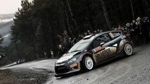 WRC - Rally Monte Carlo, day 3: Ogier ancora in testa, strepitoso Kubica