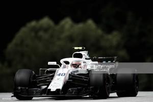 Kubica y su rol de piloto reserva
