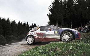 Las categorías del WRC: Rally de Francia