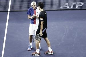 Kubot y Melo prevalecen en el duelo entre campeones de Grand Slam