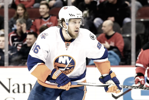 Alerta en los Islanders por la lesión grave de Kulemin