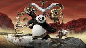 Primer teaser de 'Kung Fu Panda 3'