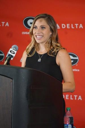 Courtney Kupets Carter named new Georgia Gymdogs Head Coach