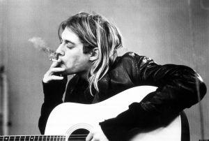 Banda sonora para Kurt Cobain