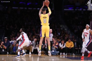 NBA - Lakers travolgenti, Detroit al tappeto allo Staples Center (113-93)