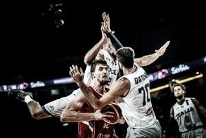 Serbia barre a Italia y se planta en semifinales
