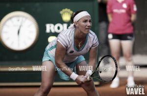 Kuznetsova acaba con las esperanzas de Sharapova