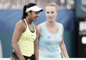 WTA Brisbane: Svetlana Kuznetsova defeats giant-killer Destanee Aiava