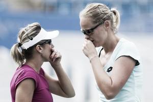 Anna-Lena Groenefeld and Kveta Peschke seal their spot in the WTA Finals