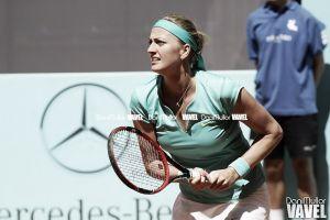 Kvitova, nuevamente coronada en Madrid