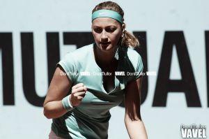 Kvitova seca a la imbatible Williams