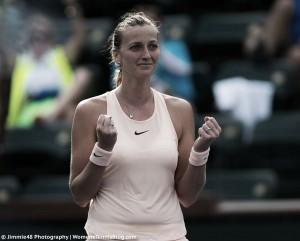 WTA Indian Wells: Petra Kvitova edges three-hour thriller against Yulia Putintseva