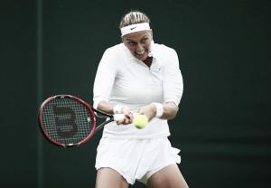 Bicampeã, Petra Kvitova bate Cirstea em sets diretos em Wimbledon