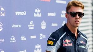 F1, GP Russia - Kvyat un anno dopo