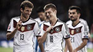 """Toni Kroos: """"Podemos estar satisfechos"""""""