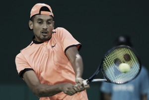 Nick Kyrgios sanctioned by the ATP after investigation into Shanghai Rolex Masters incident