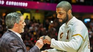 NBA - Cosa ha in serbo il futuro per Kyrie Irving e i Cavs?