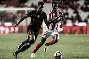 Taça de Portugal: Hat-trick de Mitroglou leva Benfica para as meias-finais