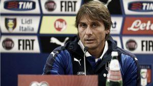 """Antonio Conte: """"El equipo irá creciendo poco a poco"""""""