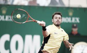 Wawrinka no encuentra rival y avanza a tercera ronda de Montecarlo