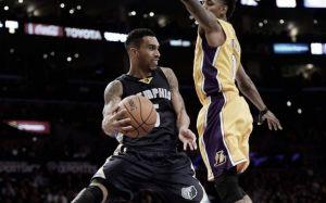 Memphis corsara a Los Angeles, battuti i Lakers