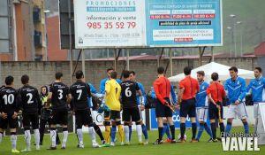 CD Lealtad - Real Oviedo: seguir mejorando