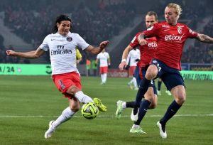 Les buts de Lille-PSG