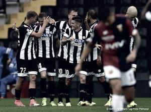 Udinese - Contro il Milan potrebbero esserci meno sorprese del previsto