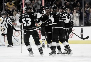 Los Angeles Kings look to get second straight win against Calgary Flames