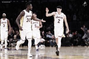 NBA, Phoenix e i Lakers vincono contro Bulls e Nuggets