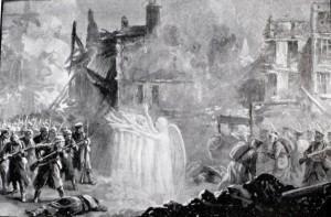 Un ejército de arqueros fantasmas en la Primera Guerra Mundial: la batalla de Mons