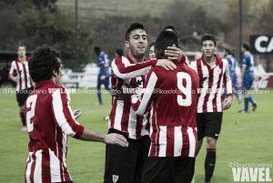Primera vuelta notable y en puestos de play off para el Bilbao Athletic