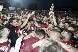 La euforia se apodera de Girona
