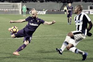 Serie A - La Fiorentina si libera facilmente dell'Udinese (3-0)
