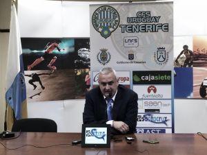 """Francis Arocas: """"No sé si seguiré como entrenador del Uruguay"""""""