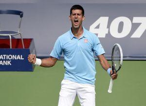 Djokovic sobrevive al susto