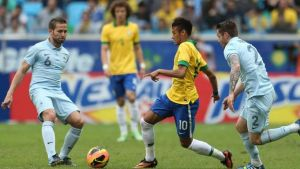 France - Brésil en direct commenté: suivez le match en live !