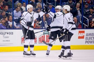 Los Angeles Kings Continue Streak, Downing Columbus Blue Jackets In OT