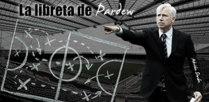 La libreta de Pardew: empezar con control y terminar con corazón para ganar por fin