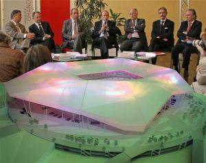 El futuro del Olympique de Lyon, a expensas del nuevo estadio