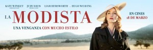 Sorteamos dos novelas en las que se basa 'La modista', protagonizada por Kate Winslet