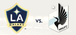 Previa LA Galaxy - Minnesota United: Duelo fuera de PlayOff's