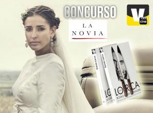 Sorteamos dos libros de 'Bodas de Sangre' por el estreno de 'La Novia'
