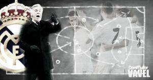 La pizarra de Ancelotti: análisis táctico del Real Valladolid
