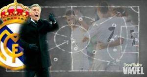 La pizarra de Ancelotti: Athletic Club de Bilbao