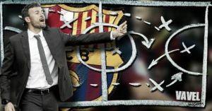La Previa de Luis Enrique: reinar entre el ajetreo